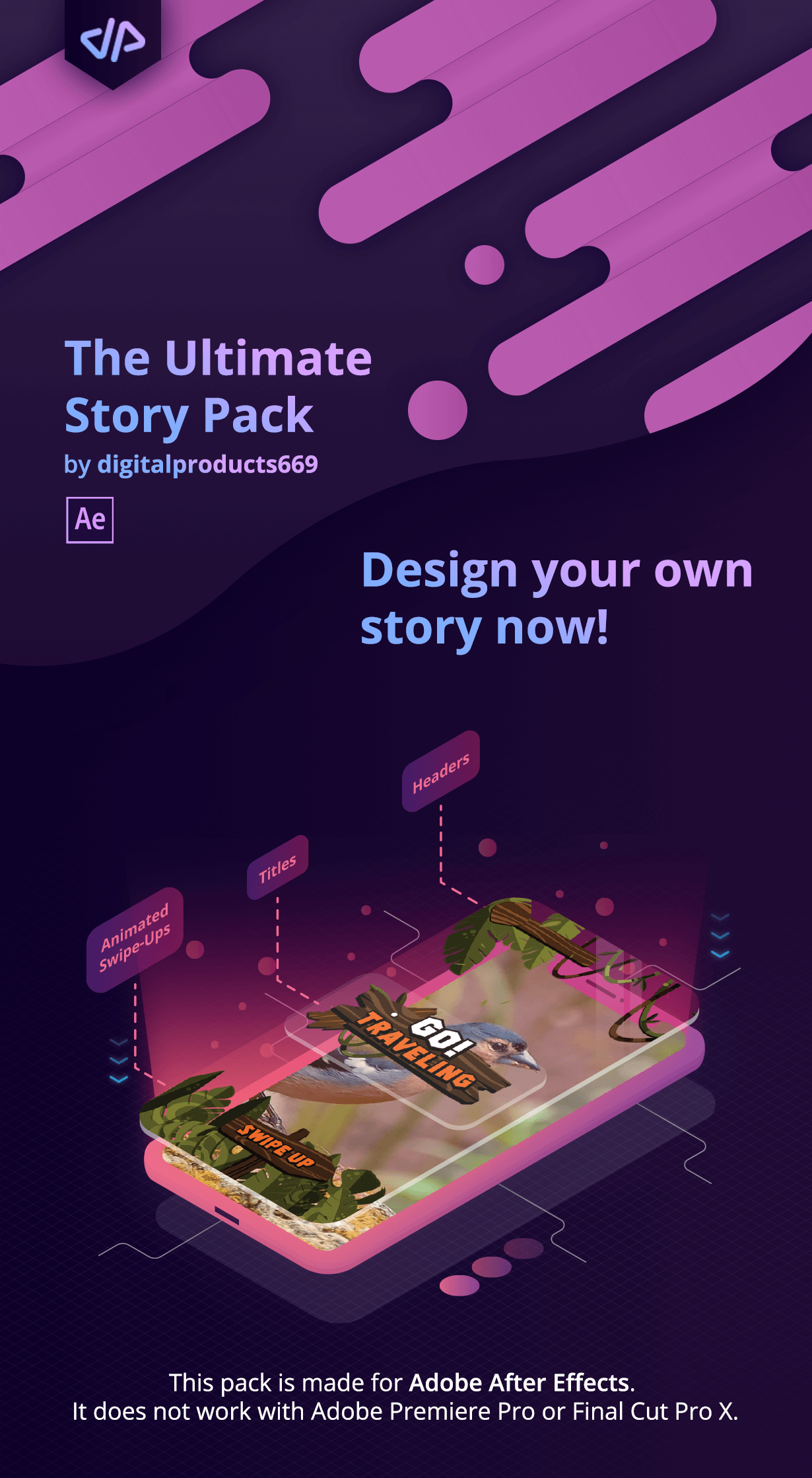The Ultimate Story Pack - AfterEffects - 1